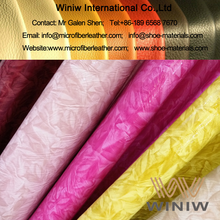 Patent Leather Fabric