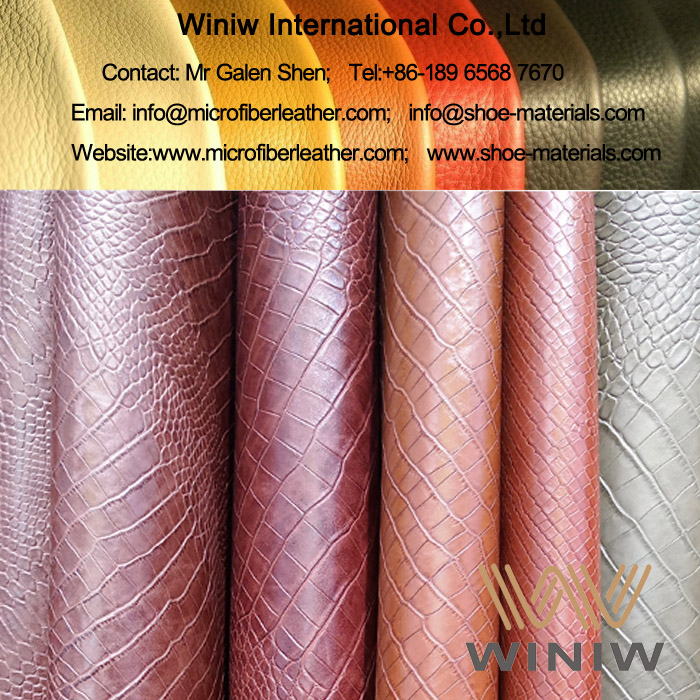 Microfiber Synthetic Leather