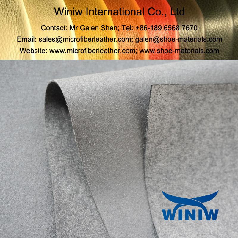 Microfiber Leather Base for Handbag Stiffener