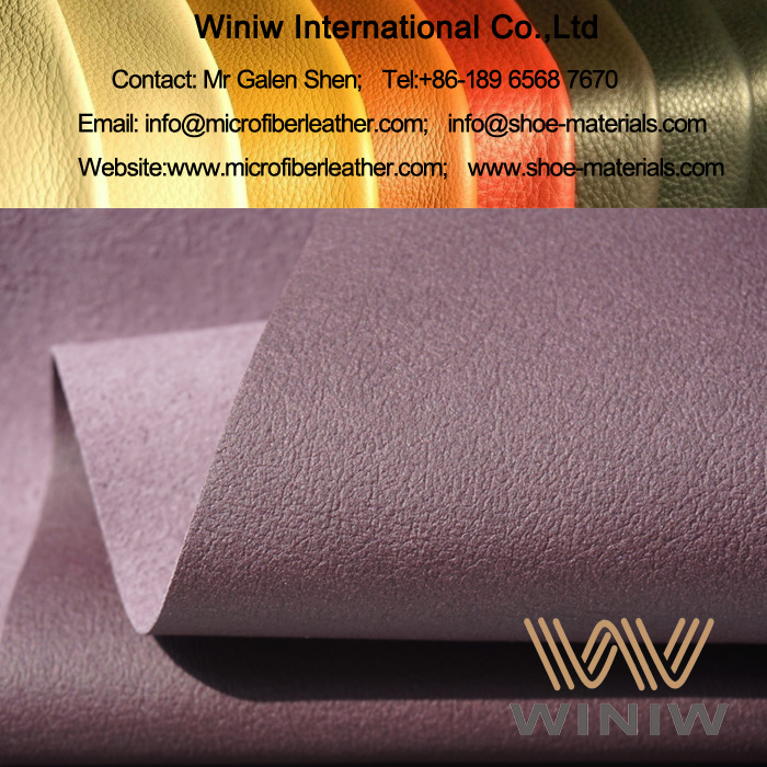 Absorption Microfiber Footwear Lining