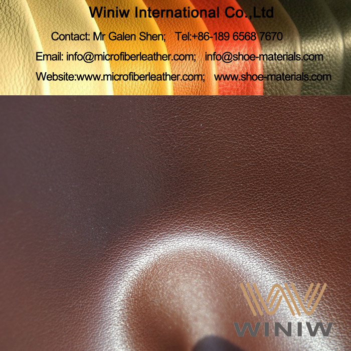 Microfiber Synthetic Leather Alternatives For Shoes