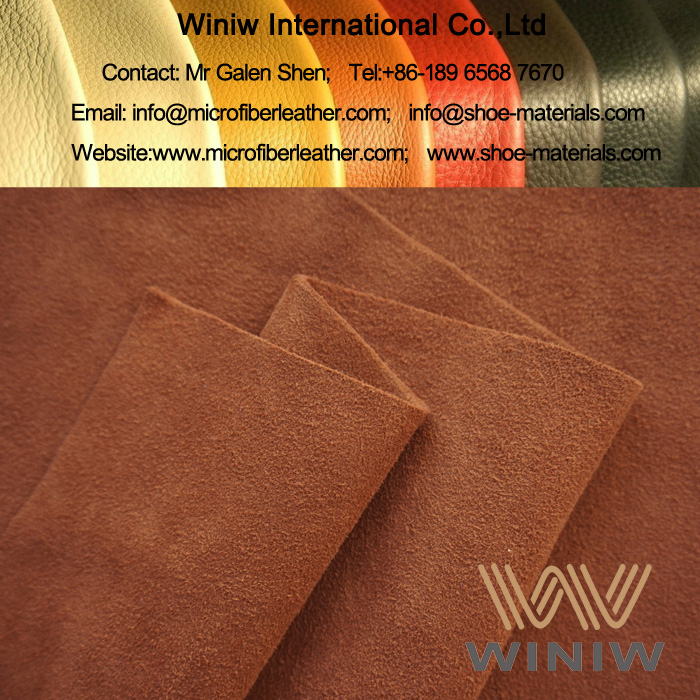 Vegan Leather Fabric Material for Shoes
