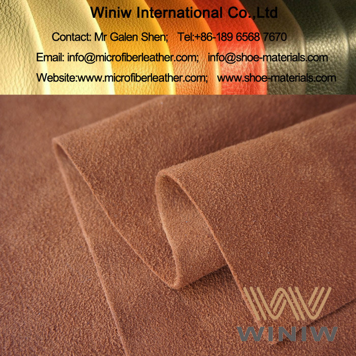 Microfiber Suede Leather  Athletic