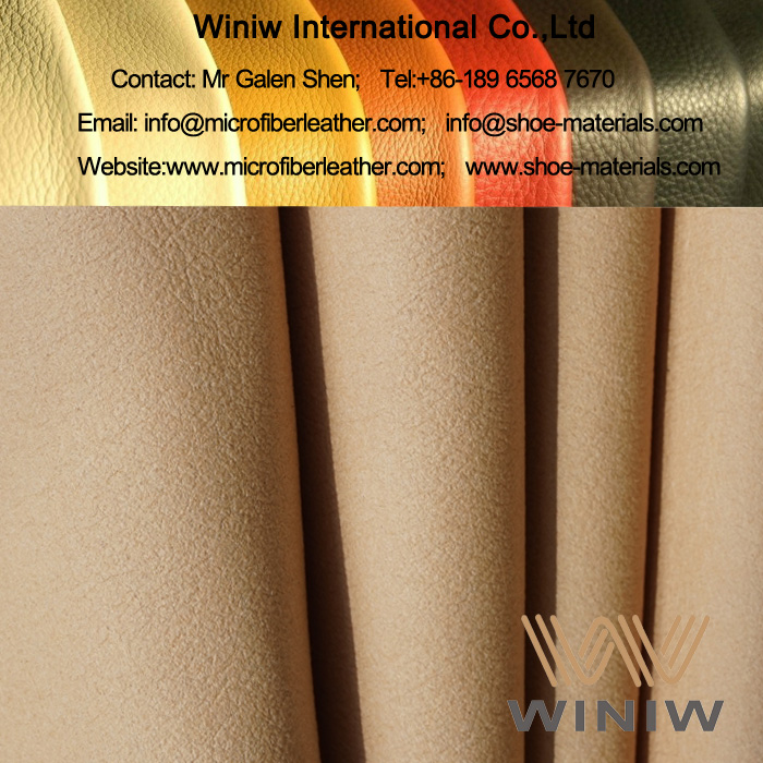 Microfiber Pigskin Leather