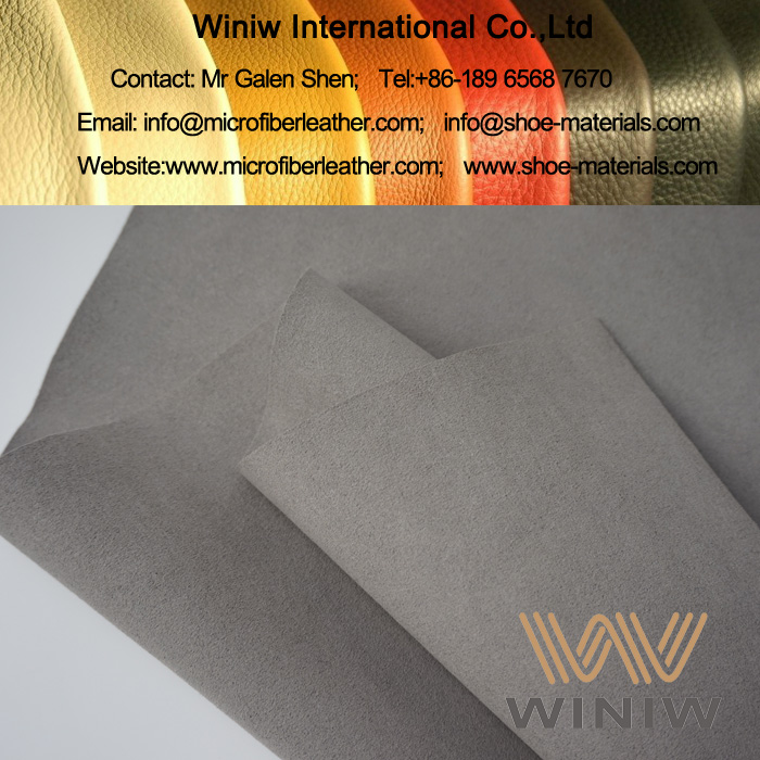 Waterproof Synthetic Suede Leather