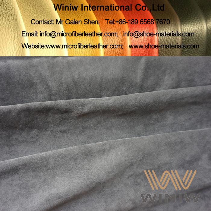Stretch Microfiber Suede Fabric Material