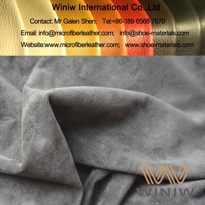 Stretch Microfiber Suede Fabric
