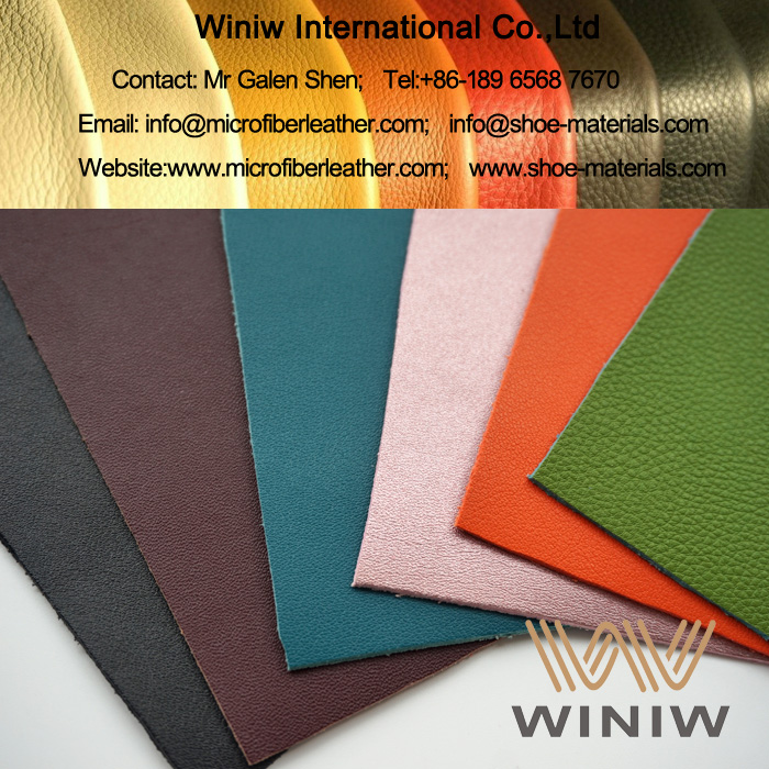 Microfiber Sheepskin Leather