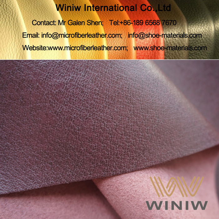 Microfiber Synthetic Pig Skin Lining