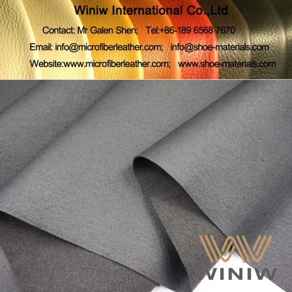 Best Quality Microfiber PU Pig Skin Lining Leather