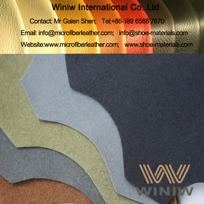 Synthetic Suede Material