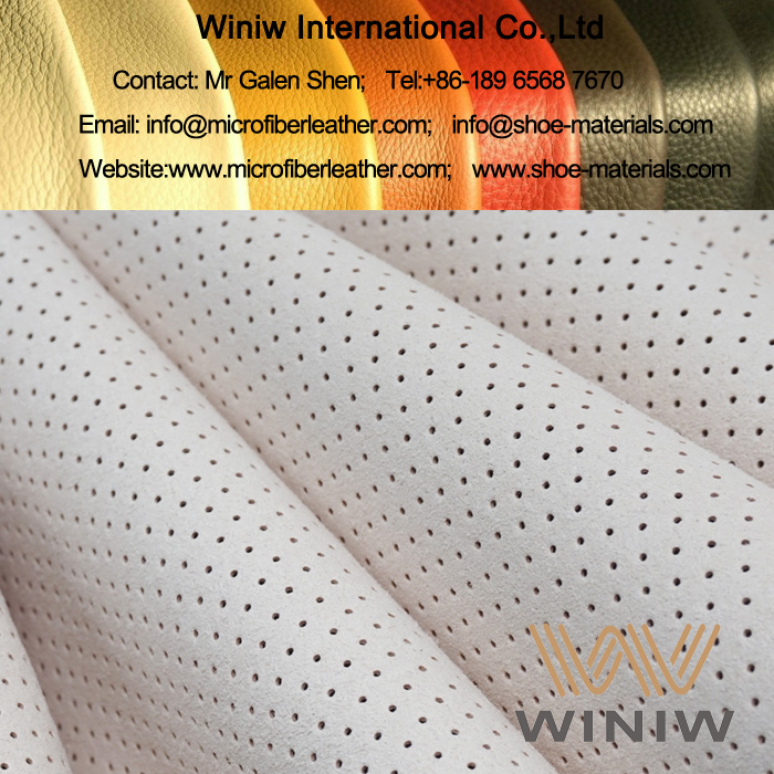 Synthetic Leather Material