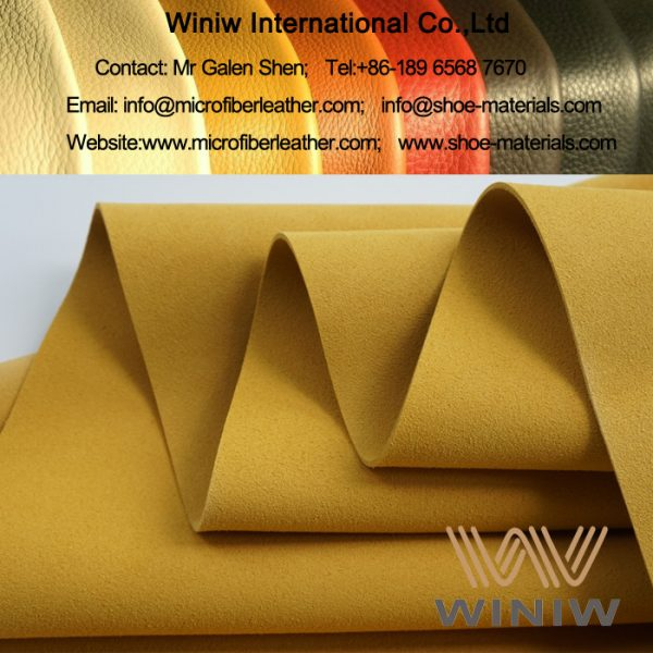 Suede Microfiber Leather