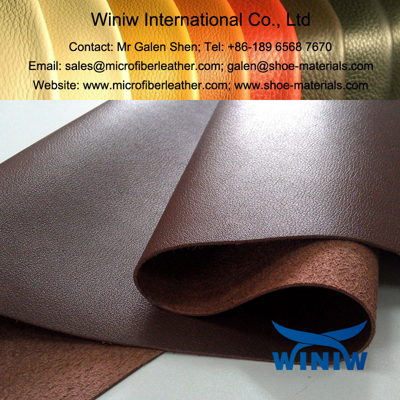 Shoe Microfiber Leather