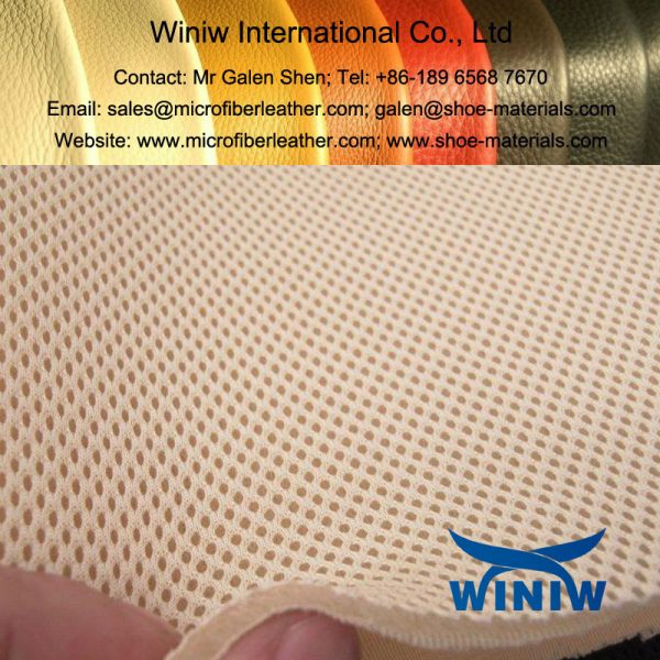 Air Mesh Fabric Material for Shoes