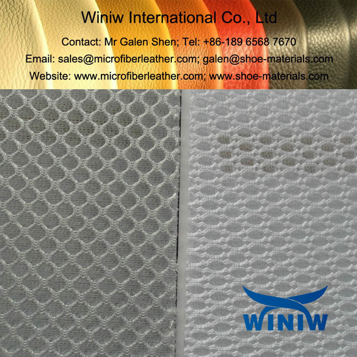 Air Mesh Fabric for Sports Shoes