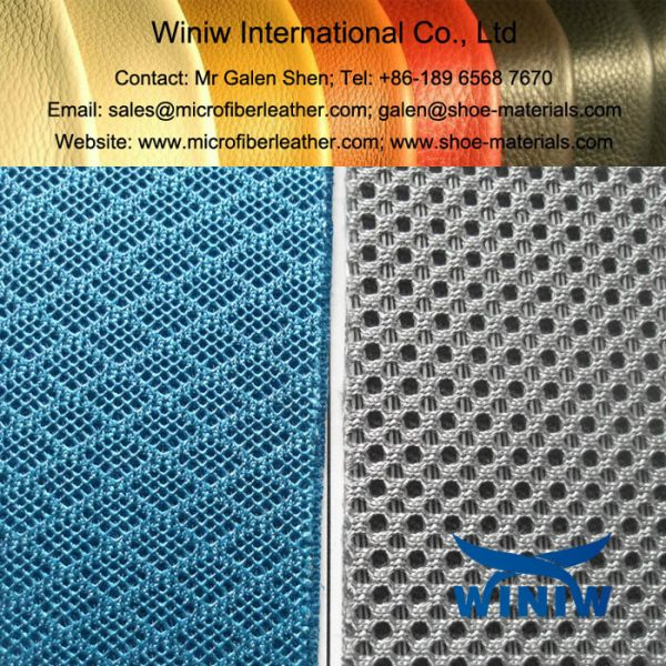 Polyester 3D Air Mesh Fabric