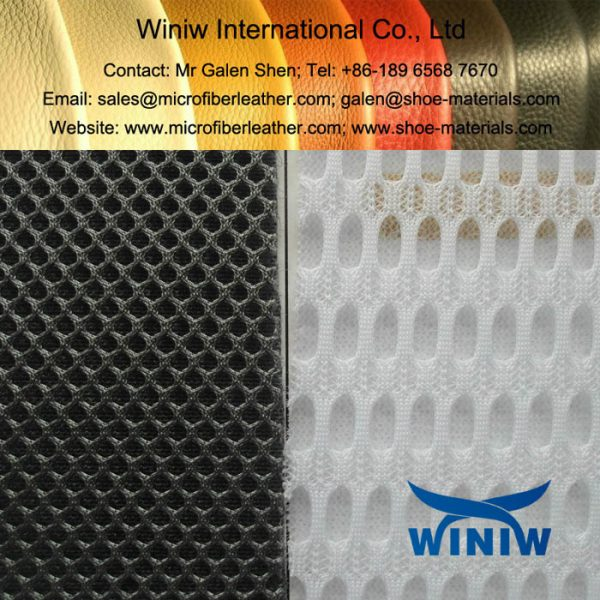 Polyester  Air Mesh Fabric for Sports Shoes
