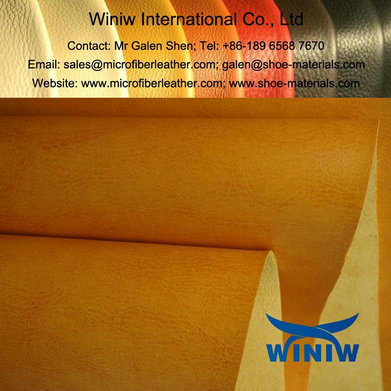 Microfiber Substitute Leather