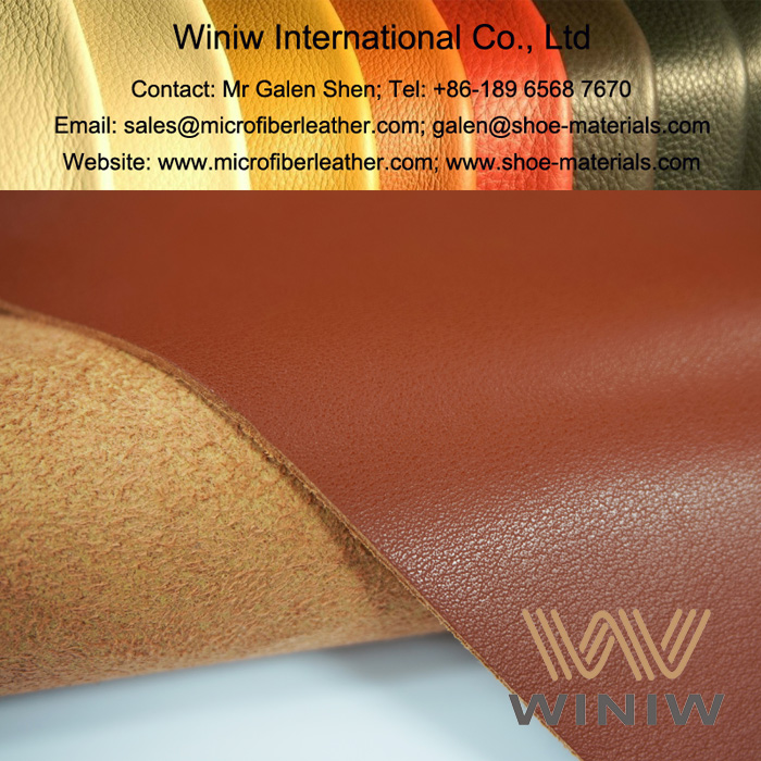 Vegan Leather Alternative Material for Shoes