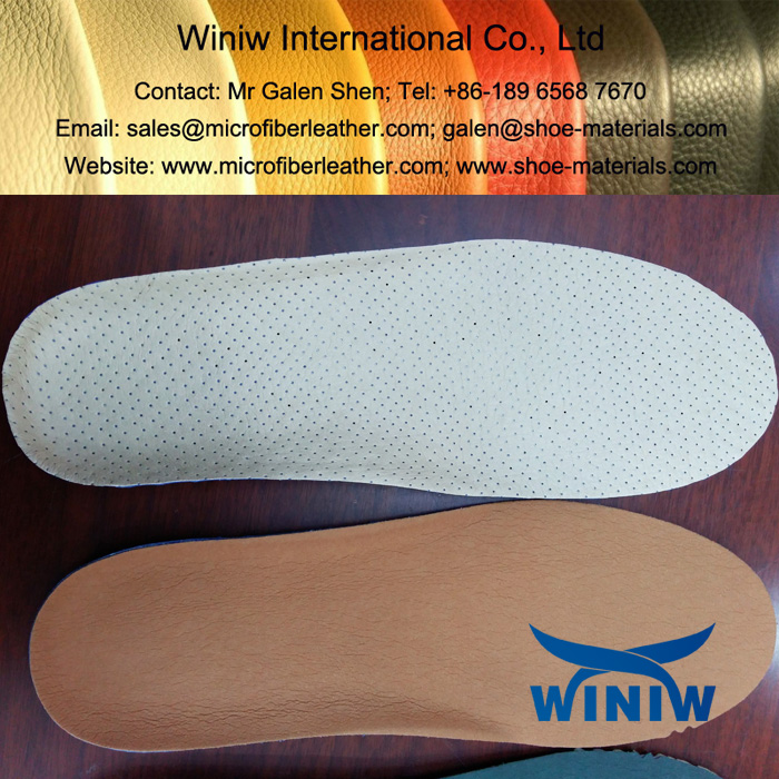 Sweat  Microfiber Material for Shoes Insole Lining