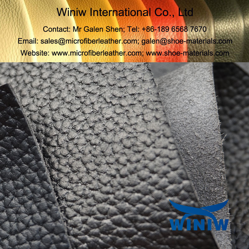 High Performance PU Leather Faux Leather Material