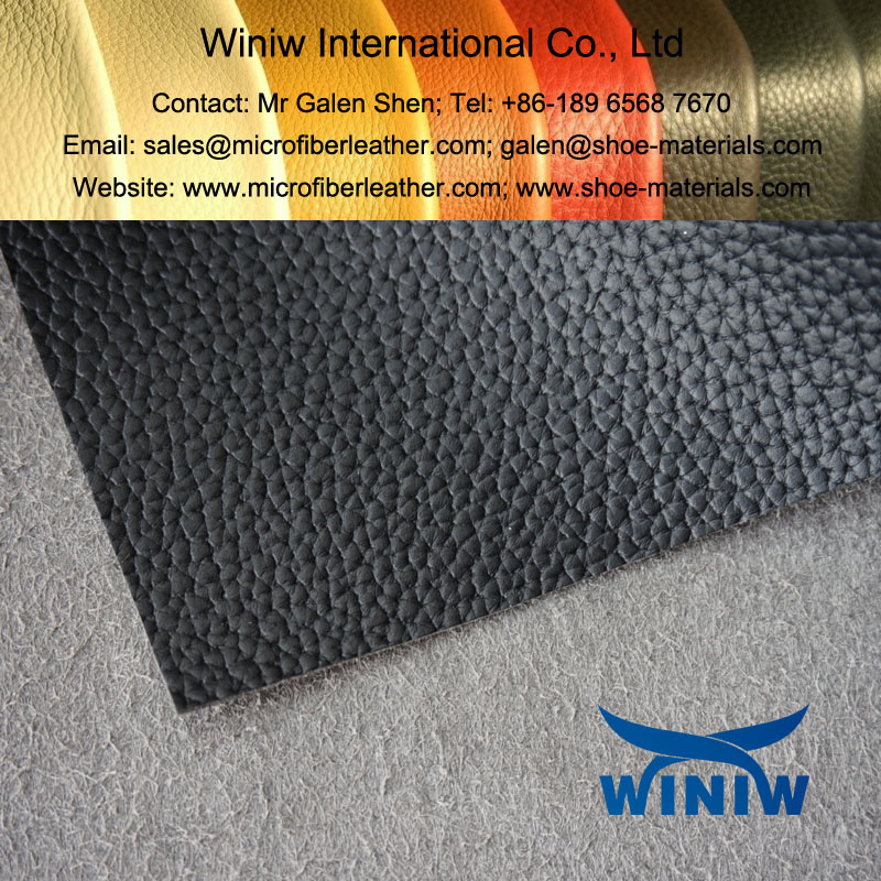 High Performance PU Leather  for Combat Boots