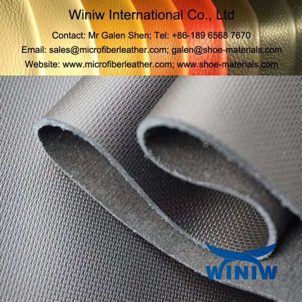 Microfiber for Work Boots 004