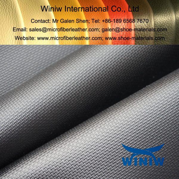 Microfiber for Work Boots 008