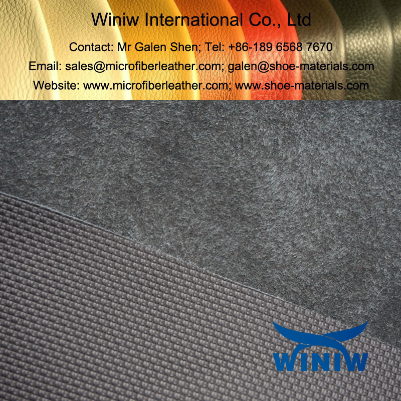 Microfiber for Industrial Boots