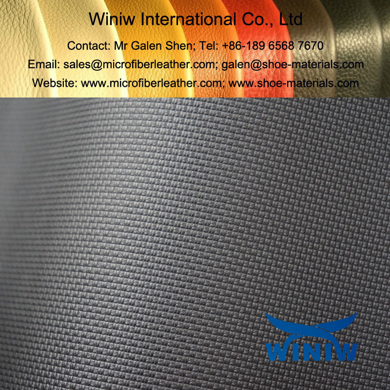 Microfiber Leather for Industrial Boots