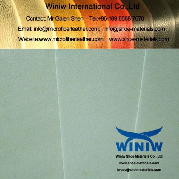 Nonwoven Toe Puff Stiffener Materials
