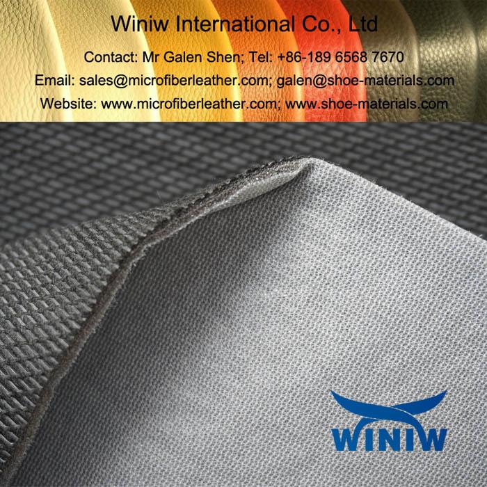 Nylon Cambrella laminado con esponja / espuma / EVA
