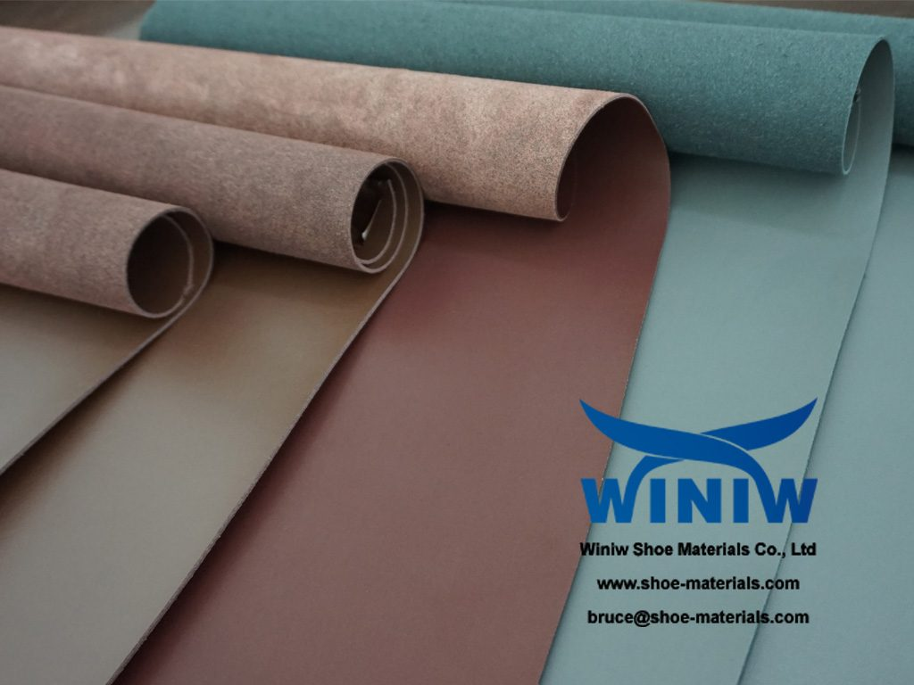 Full Grain Cow Microfiber Leather