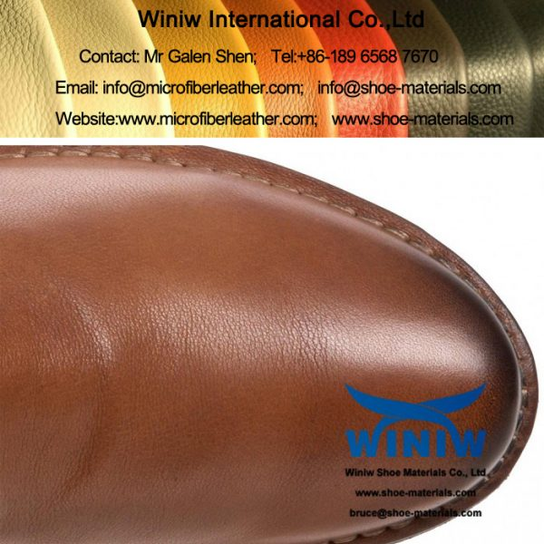 shoe upper leather