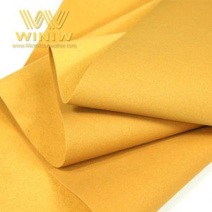 Antibacterial Microfiber Shoe Lining Fabric Materials